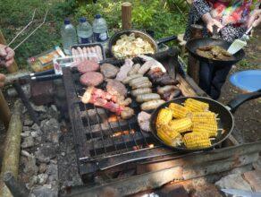 Summer BBQ Hyden Woods